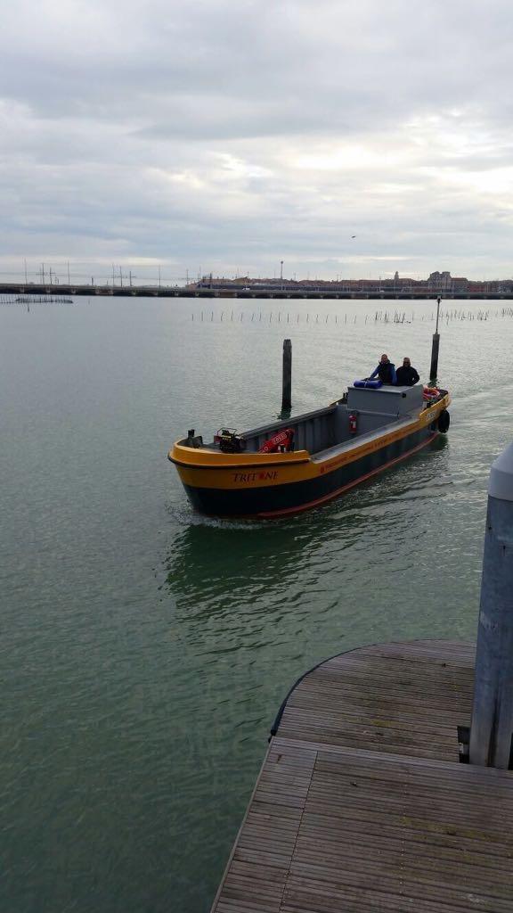 Trasporti in laguna Venezia